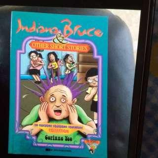 Indiana Bruce