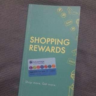 SM Advantage Shopping Rewards and Discounts