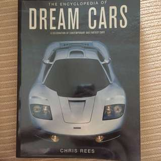 Books - The Encyclopedia Of Dream Cars