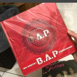 🚚 B.A.P no mercy專輯