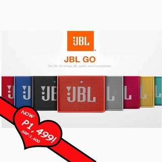 JBL GO (DISCOUNTED!)