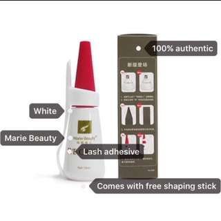 Marie Claire Falsie Adhesive (White) - In stock now. Limited stock!