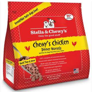 Stella & Chewy Chicken Dinner Morsels 18oz - $57.00