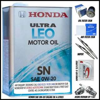🔴SERVICING PACKAGES FOR HONDA & TOYOTA CAR MODEL 2015 YEARS ABOVE🔴
