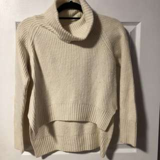 WILFRED FREE LIN SWEATER XS (fits XXS)