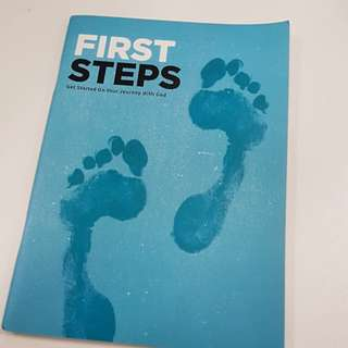 FREE First Steps Get Started on your Journey with God