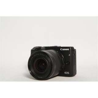 Canon EOS M3 18-55mm