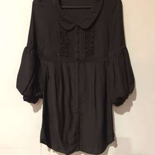 Elegand black dress