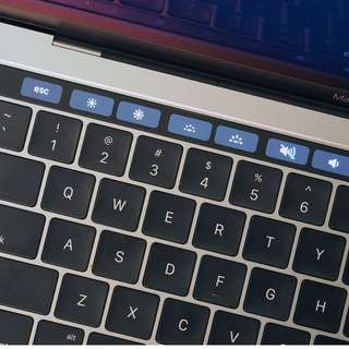 Macbook pro 13, Touch Bar