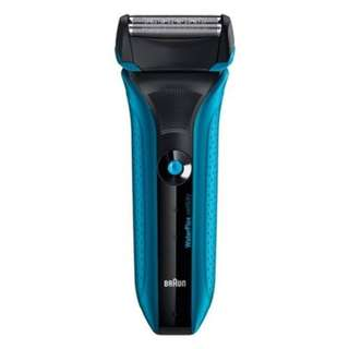 Braun WF2S Shaver-BLUE With 1 Year Local (Singapore) Manufacturer Warranty. S$189