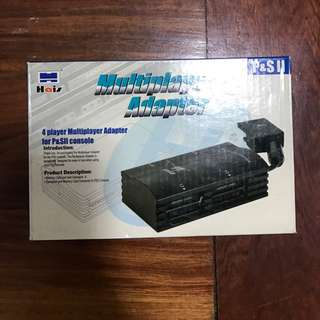 PS2 Multitap Adapter