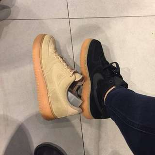 Nike Airforce 1 - Suede