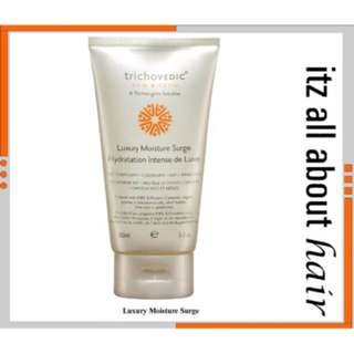 Trichovedic Luxury Hydration Moisturise Surge For Dry Damaged Hair + Colour Safe