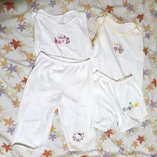 Sando set for baby