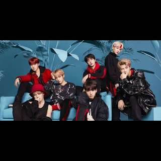 BTS FACE YOURSELF JAP. RELEASE ALBUM