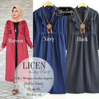 Lucen long cardy