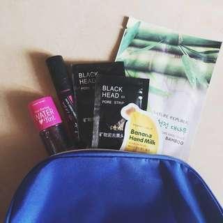 💥BUNDLE SALE💥Authentic make up bundle + blue pouch 💥