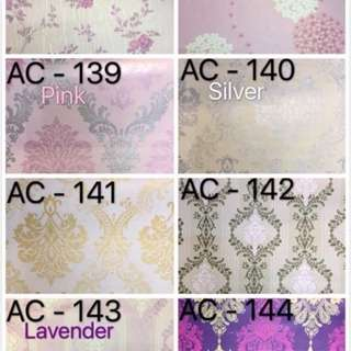 Diy adhesive wallpaper sticker