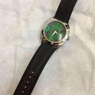 Authentic GREEN LANTERN Watch