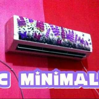 AC Minimalis Kristal baru sejuk&praktis