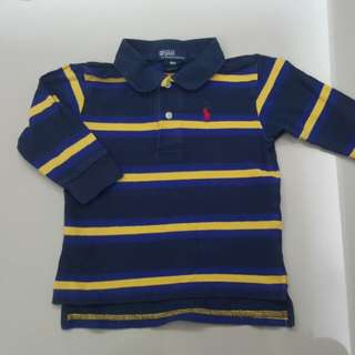Ralph Lauren Polo Shirt (18months)