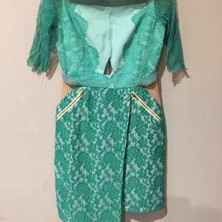 Tosca dress sabrina