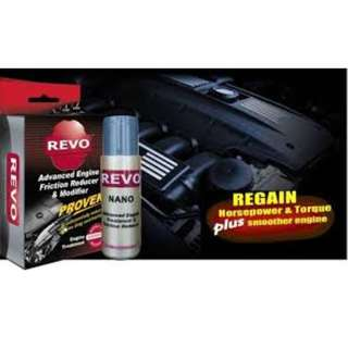 REVO Nano Advanced Engine Treatment