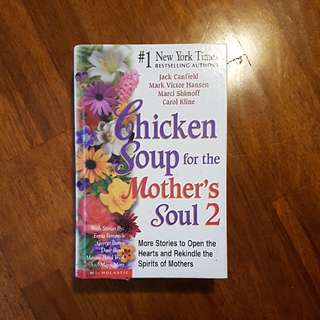 Chicken Soup for the Mother's Soul 2 (FREE SHIPPING)