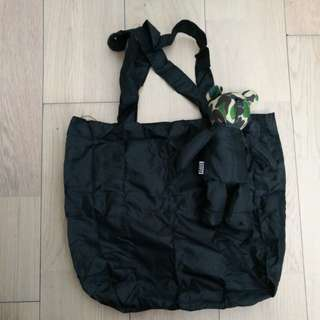 全新 A BATHING APE ECO BAG TOTE BAPE 猿人熊仔環保袋