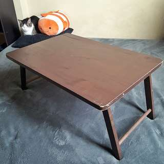 Wooden Bed Table