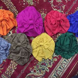 Turban for baby newborn untill 2years old