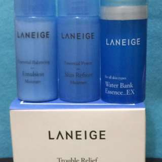 BN Laneige Trouble Relief Cream
