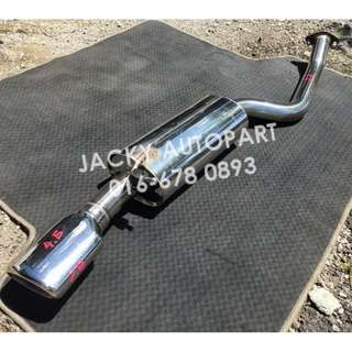 "Muffler Exhaust HKS Performance Honda 2.3"" Japan"