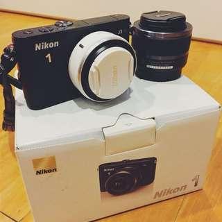 Nikon 1 J3 + 10-30mm + 10mm 2.8