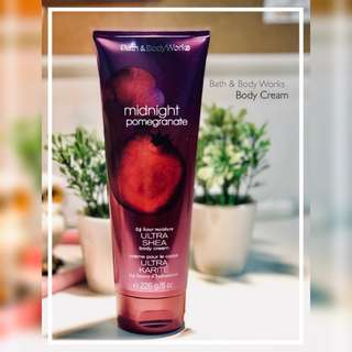 BATH&BODY WORKS Midnight Pomengranate Body Cream