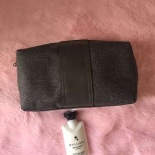 Authentic Bvlgari after shave