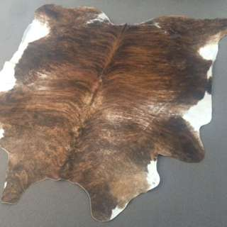 Brand new MASSIVE cow hide rug