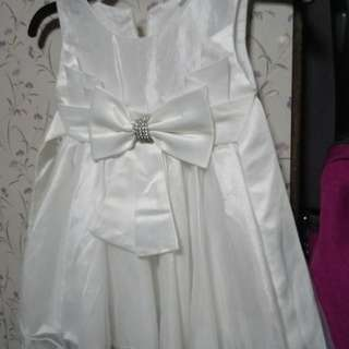 Baptismal dress (6mos to 12mos)