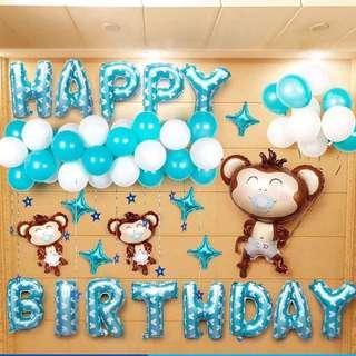 Decoration Birthday Baloon