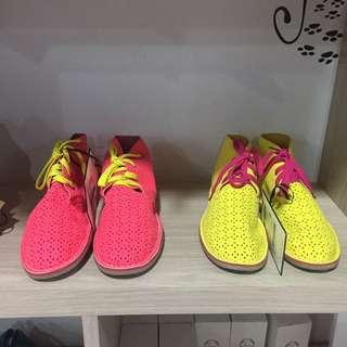 Sepatu Flatshoes Merk Korea Coiincos high quality