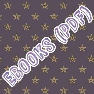 J.K. Rowling E-Books (pdf)
