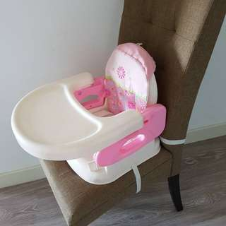 Summer portable baby seat