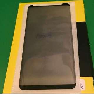 Samsung Note 8 弧邊防窺 鋼化玻璃保護貼