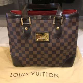 Louis Vuitton Ebene Damier Hampstead PM