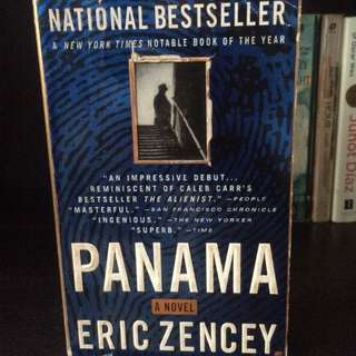 PANAMA by Eric Zencey