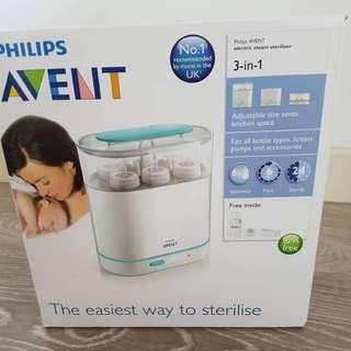 Philips Avent Steriliser 3 in 1