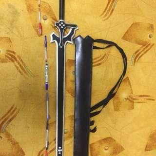🚚 刀劍神域 刀