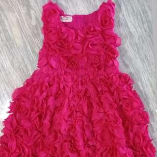 """Roses"" dress"