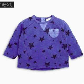 SALES!! UK NEXT BABY TOP