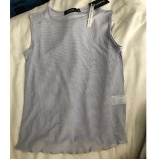 Glassons See through top